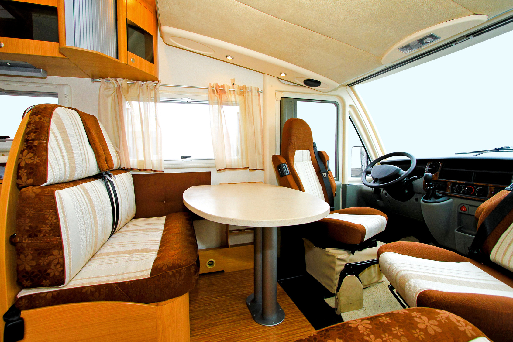 Tapizado interiores de caravanas - Interiores de caravanas ...